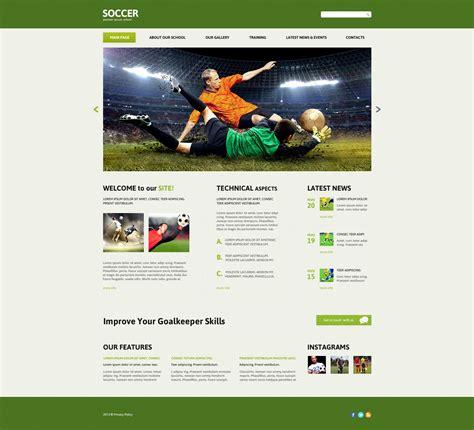 Joomla Design Vorlage Joomla Vorlage 47852 F 252 R Fussball