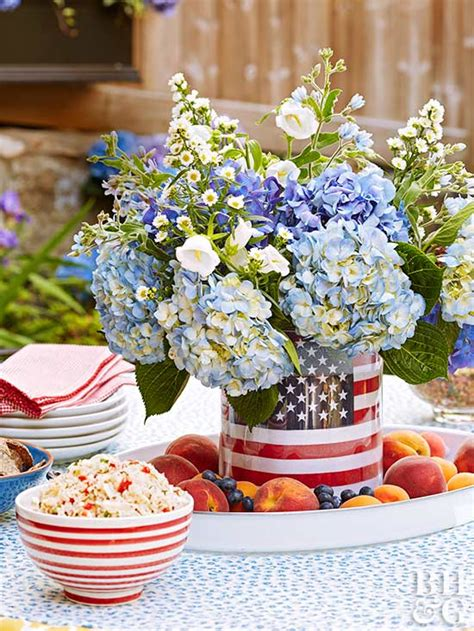 fourth of july table decorations easy 4th of july decorations