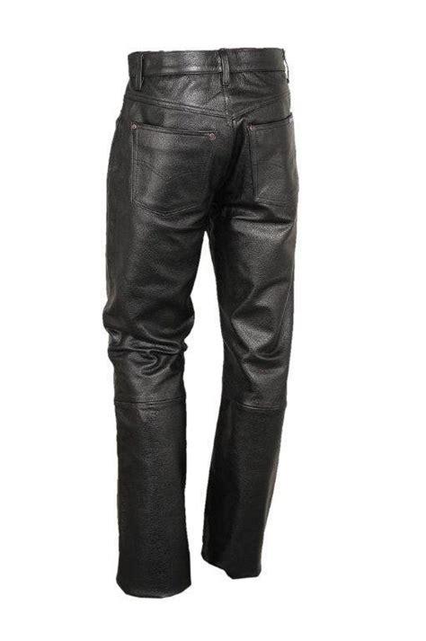 Motorrad Ohne Hose by Lederbekleidung Motorrad Biker Lederhosen