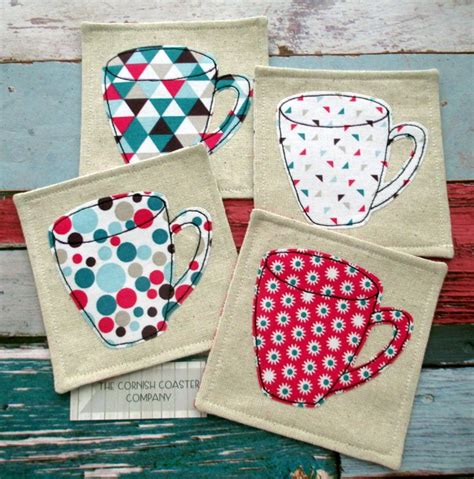pattern fabric coasters top 25 best fabric coasters ideas on pinterest quilted