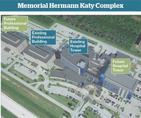 Memorial Detox by Hospital Plans For 85 Million Expansion Community
