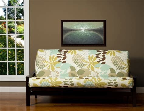 futon in living room futon slipcover living room roof fence futons diy