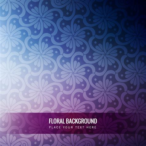purple pattern background vector purple blurred background with a floral pattern vector
