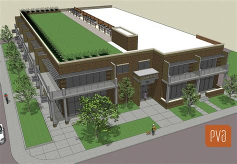 mixed use to replace nursing home
