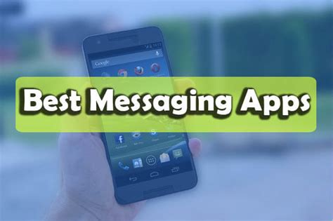 best messaging apps top 10 best text messaging app for android you should try