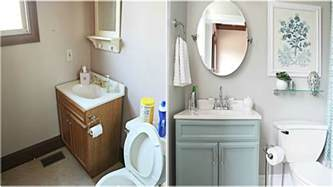 Budget Bathroom Renovation Ideas bathroom makeovers on a tight budget exaple of how to use all