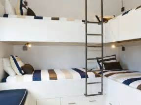 5 beds in one room inspiring bunk bed room ideas idesignarch interior