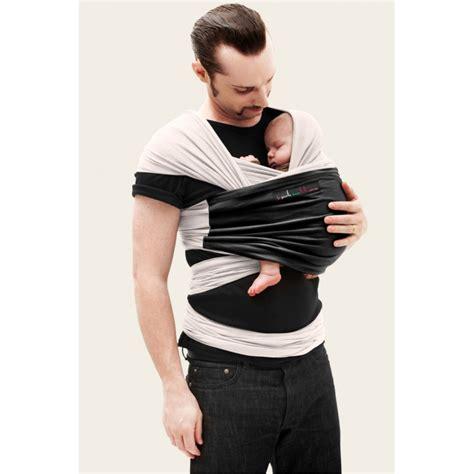 je porte mon bebe echarpe je porte mon b 233 b 233 ecru poche naturiou
