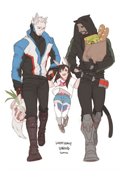 Keychain Soldier 76 Overwatch soldier 76 reaper and dva overwatch ships ones ship it and the