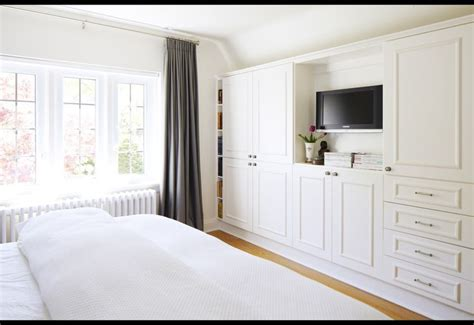 bedroom built ins via four houses canada inspiring