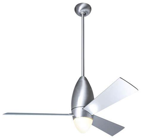 52 Quot Modern Fan Dc Slim Aluminum Ceiling Fan Light Kit Modern Ceiling Fans Light