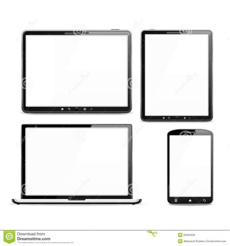 stock mobili mobile devices royalty free stock images image 29334639