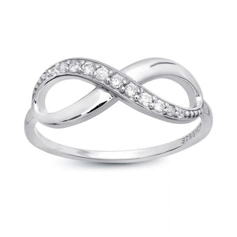 26 lovely wonderful infinity promise rings for