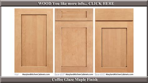 650 maple cabinet door styles and finishes maryland