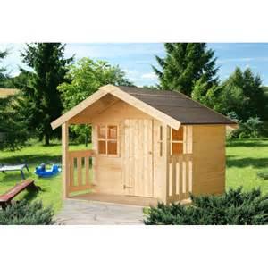 maisonnette en bois pour enfant quot felix quot 2 m 178
