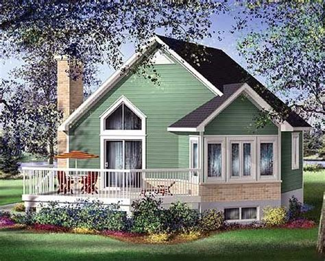 cute little house plans quaint cottage escape
