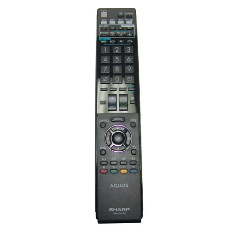 Tv Sharp 33w31 D1 original sharp remote for lc 46le820 lc46le820 tv television ebay