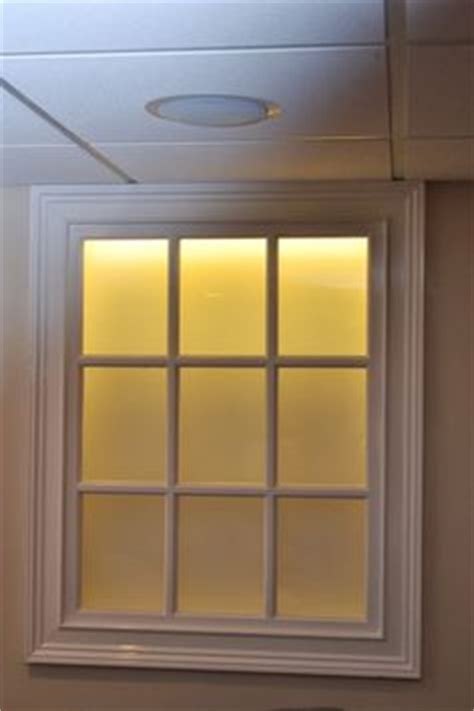 fake window light how to make a fake transom window with a mirror molding