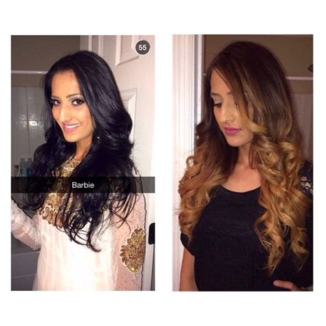 Black Hair To Light Brown by Chicolor Makeover From Black Hair To A 3 Tone Nicely