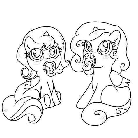 baby luna coloring page mylittlepony coloring pages az coloring pages