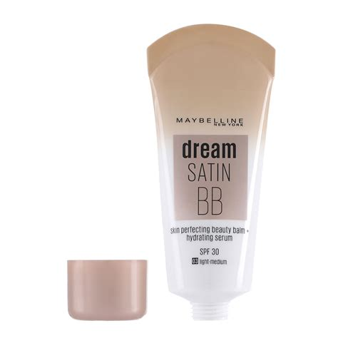 Maybelline Satin buy maybelline satin bb light medium skin incl shipping