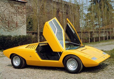 1971 Lamborghini Countach Lamborghini Countach Lp500 Concept 1971 Wallpapers