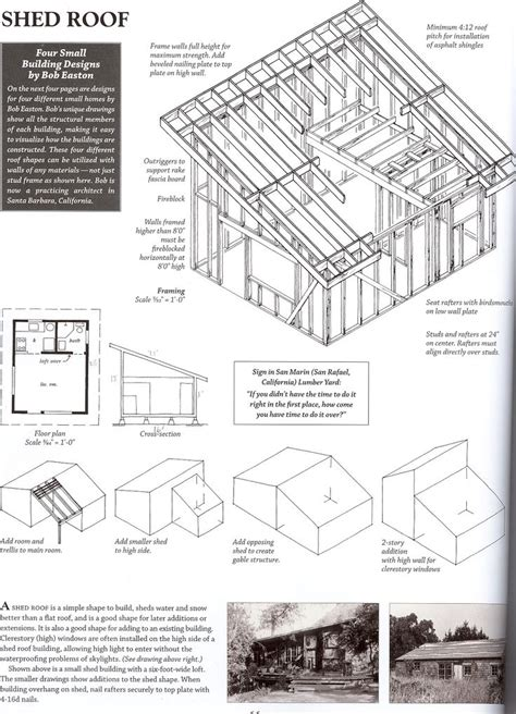 Best Roof Pitch For Shed by 17 Best Ideas About Shed Roof On Shed Plans Roof Pitch And Building A Shed