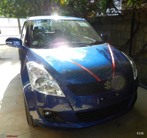 maruti swift zdi torque blue team bhp