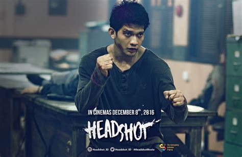 nama film laga indonesia headshot bakal hadirkan rentetan adegan laga yang rumit