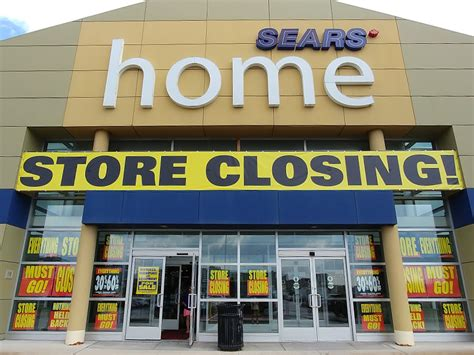 store closing what s on sale at sears home scarborough