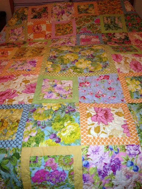 Bridal Quilt by Wedding Quilt Sewing