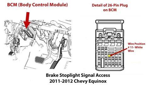 stoplight circuit  installing brake controller