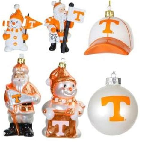 3 in 5 in university of tennessee collegiate christmas