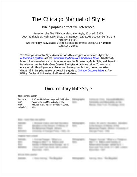 turabian style essay cover letter chicago manual of style