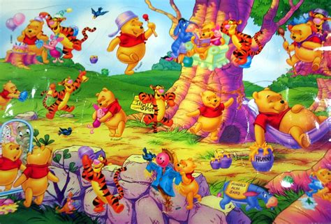 imagenes de winnie pooh estudiando winnie the pooh wallpapers wallpaper cave