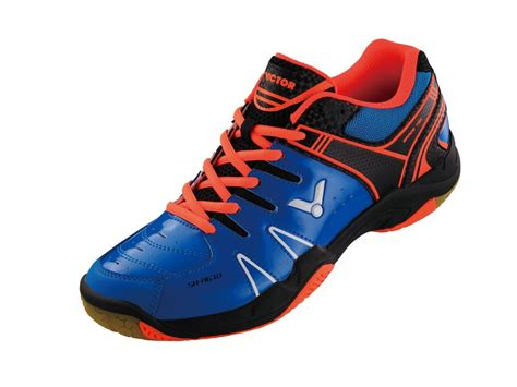Sepatu Badminton Merk Victor sh a610 fo sepatu produk victor indonesia merk
