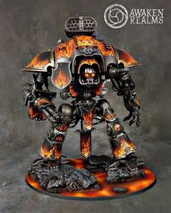 warhammer 40k imperial legion of the damned
