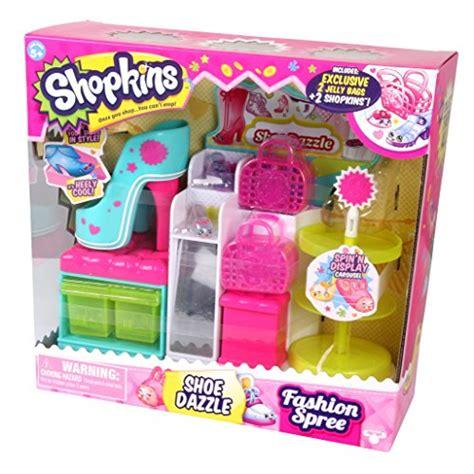 Shopkins Fashion Boutique 1 shopkins fashion spree shoe dazzle import it all