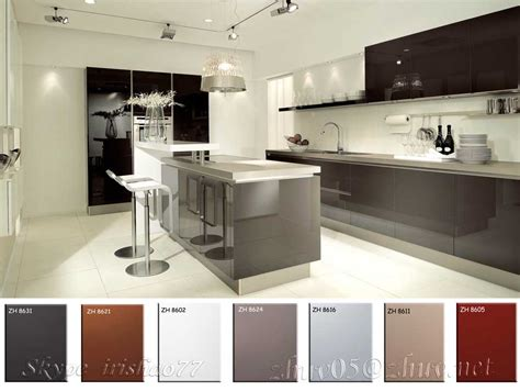 high gloss acrylic kitchen cabinets factory low price wholesale high gloss acrylic kitchen