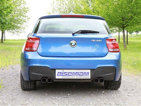 Bmw 1er M Coupe Performance Auspuff by E82 Bmw 120d Coupe Performance Auspuff System Seite