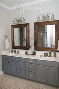 brown bathroom cabinets best 25 gray and brown ideas that you will like on