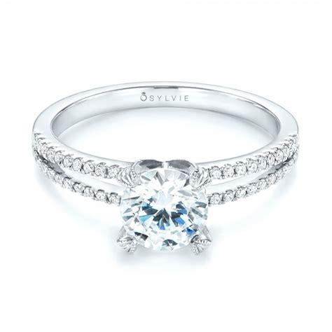 split shank engagement ring 103076