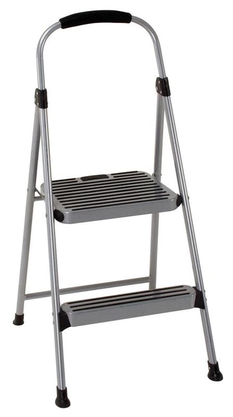 Cosco Signature 2 Step Stool by Cosco Products Cosco Signature Step Stool Two Step All Steel