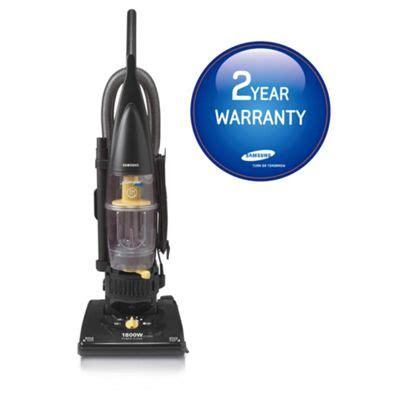 hoover 1800w buy samsung su2920 1800w turbo upright bagless vacuum
