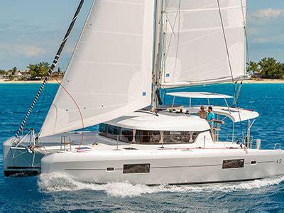 catamaran sailing dubrovnik skippered catamaran charter croatia rent catamaran with