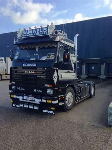 sam nelis scania trucks sweden pinterest