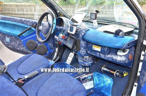 tuning interni auto tuning smart con interno in colore