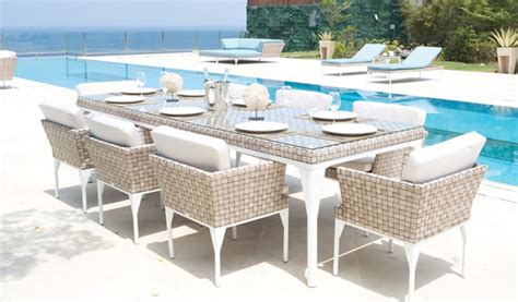 High End Outdoor Dining Chairs Modern Patio Outdoor Luxury Outdoor Patio Furniture