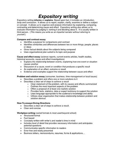 Expository Essay Exles For by Use This Expository Essay Outline To Stop Procrastinating Expository Essays Exles Of