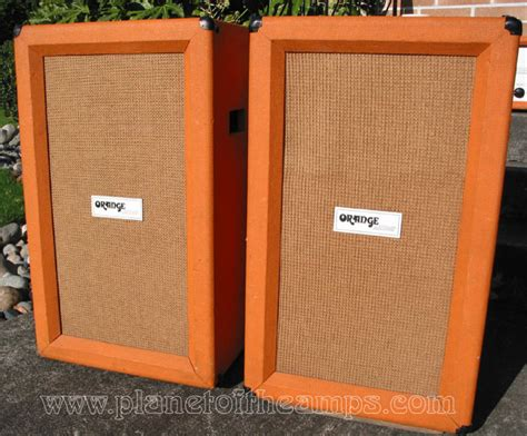 orange mat 200watt lead tube amp and 2x12 cabinets